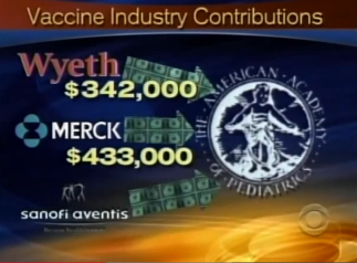 CBS Money in Vaccines