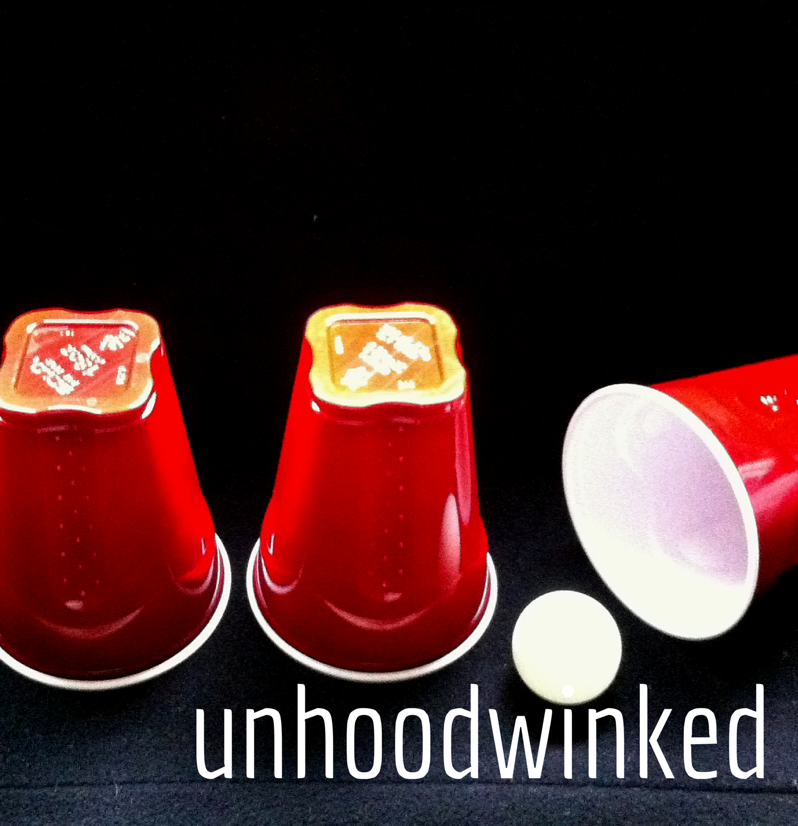 The unhoodwinked logo