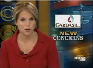 CBS Gardasil